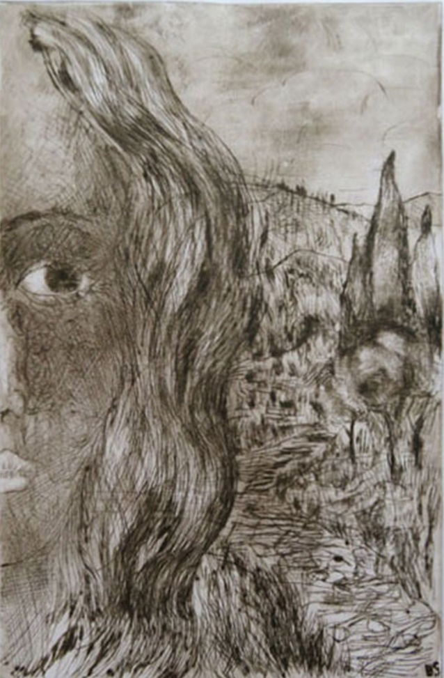Discovering Drypoint Printmaking
